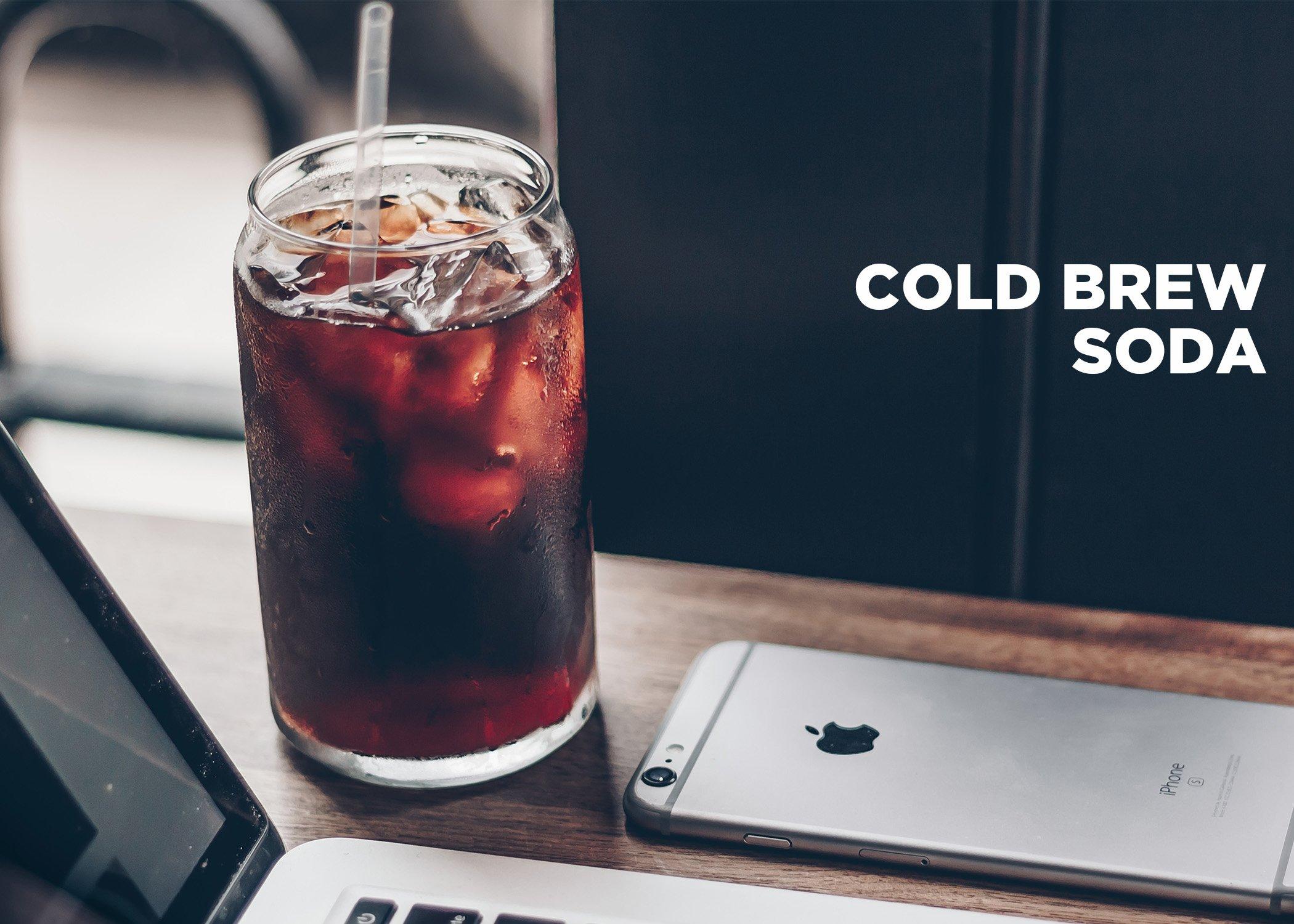 cold brew soda